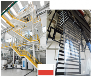 5-layer-blown-film-extrusion-line