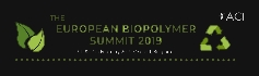 ACI's EUROPEAN BIOPOLYMER SUMMIT 2019