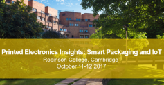 Smart Packaging and IoT- Cambridge