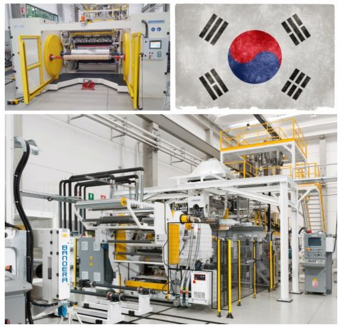 extrusion line Korea